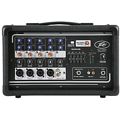 Peavey PV 5300 5-Channel Powered Mixer (03601820)