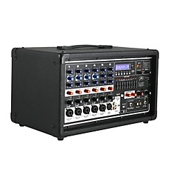 Peavey Pvi6500 6-Channel 400W Powered PA Head w/ Bluetooth and FX (03601840)