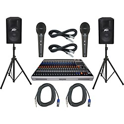 Peavey XR 1220P / PV115 PA Package (XR1220PPV115)
