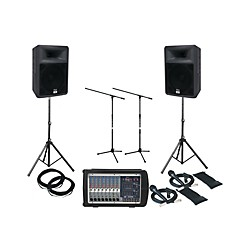 Peavey XR 8300 / PR 15 PA Package (KIT773395)