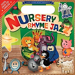 Penguin Books Baby Loves Jazz Nursery Rhyme Jazz Book & CD (74-0843121957)