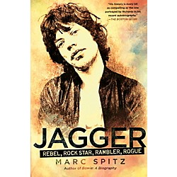 Penguin Books Jagger - Rebel, Rock Star, Rambler, Rogue Book (74-1592407347)