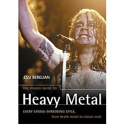 Penguin Books The Rough Guide To Heavy Metal Book (74-1843534150)