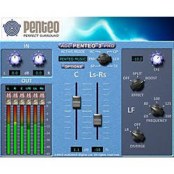 Penteo ADL Penteo 3 Pro Stereo to Surround UP Mixer Software Download (1080-1)