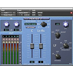 Penteo ADL Penteo 3 Touch Stereo to Surround UP Mixer for Slate Raven MTX Software Download (1080-2)