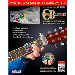Perry's Music ChordBuddy Guitar Learning System GC Exclusive Book/DVD/Poster (124912)