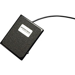Peterson Single Footswitch for AutoStrobe (140070)