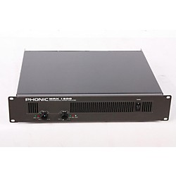 Phonic MAX 1600 Power Amplifier (USED005017 MAX 1600)