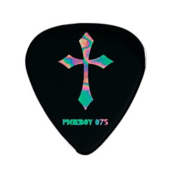Pick Boy Heavy Metal Celltex Guitar Pick (10-pack) (PB81P6M)