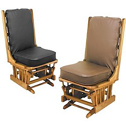 Pick N Glider Leather Musician's Chair (CHAIR BLACK LEATHER)