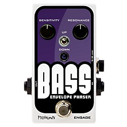 Pigtronix Bass Envelope Phaser Effects Pedal (USED004000 BEP)