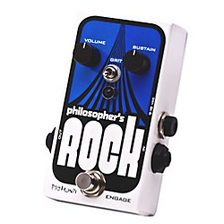 Pigtronix Philosopher's Rock Compressor & Sustainer with Germanium Distortion (USED004000 ROK)