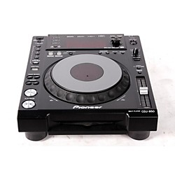 Pioneer CDJ-850 Digital Multi Player (Black) (USED005013 CDJ-850-K)