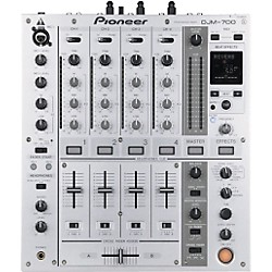 Pioneer DJM-700 4-Channel Digital DJ mixer with Effects (DJM-700-S)