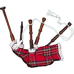 Pipers' Choice Toy Bagpipes with Chanter (A-300)
