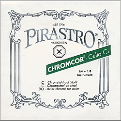 Pirastro Chromcor 1/8-1/4 Size Cello Strings (CHR339420 484920)