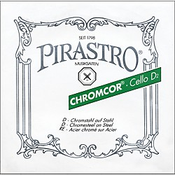 Pirastro Chromcor Series Cello D String (CHR339220)