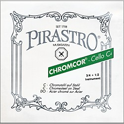 Pirastro Chromcor Series Cello String Set (CHR339040)