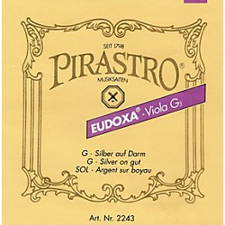 Pirastro Eudoxa Series Viola String Set (EUD224021)