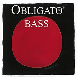 Pirastro Obligato Solo Series Double Bass String Set (OBL441000)