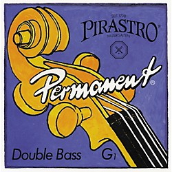 Pirastro Permanent Series Double Bass D String (PER343220)