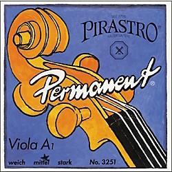 Pirastro Permanent Series Viola A String (PER325130)