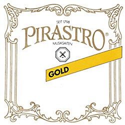 Pirastro Wondertone Gold Label Series Cello String Set (GOL235000)
