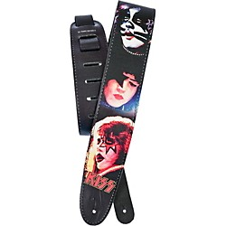 "Planet Waves 2.5"" KISS Alive II Strap (25LK05)"