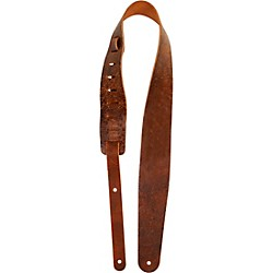 Planet Waves Blasted Leather Guitar Strap (25VN01-DX)