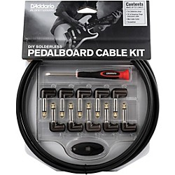 Planet Waves Cable Station Pedalboard Cable Kit (PW-GPKIT-10)