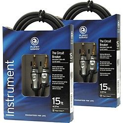 Planet Waves Circuit Breaker Cable 15-Foot Buy One Get One Free (KIT-339130)