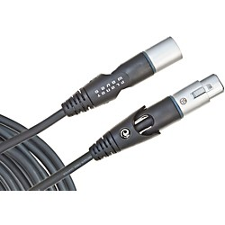 Planet Waves Swivel Mic Cable XLR (Male) XLR (Female) (PW-MS-25)