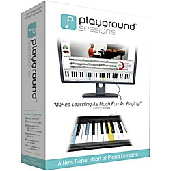 Playground Sessions Virtual Piano Lessons PC/Mac (1094-1)