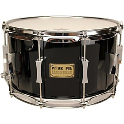 Pork Pie Maple/Oak Snare Drum (PP8X14MOBLK)