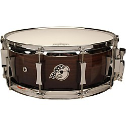 Pork Pie Walnut Snare Drum (PP5.5X14WBFG)