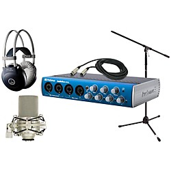 PreSonus Audiobox 44VSL MXL AKG Package (44VSL MXL AKG Package)