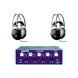 PreSonus HP4 and M80 MKII Headphone Package (2-pack) (HP4 AKG 2-pack)