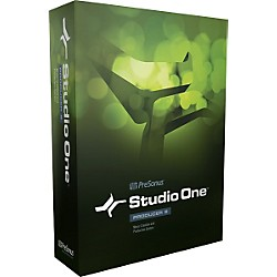 PreSonus Studio One Artist Version 1 to Producer 2.0 Upgrade (S1 ARTIST-PROD UPG)