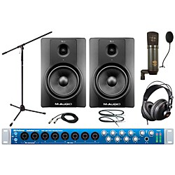 Presonus Audiobox 1818VSL MXL Package (1818VSL MXL Package)