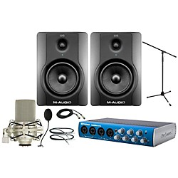 Presonus Audiobox 44VSL MXL 990 Package (44VSL MXL 990 Package)