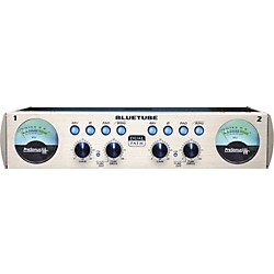 Presonus BLUETUBE DP Stereo Dual Path Microphone/Instrument Preamp With 12AX7 Tube (BLUETUBE DP)