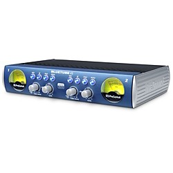 Presonus BlueTube DP V2 2-Channel Mic/Instrument Tube Preamp (BlueTube DP V2)