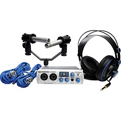 Presonus FireStudio Mobile Recording Bundle (USED004000 MOBILE STUDIO)
