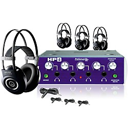 Presonus HP4 AKG M90 4 Headphone Package Plus (HP4 M90 4 Headphone Pkg+)