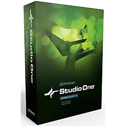 Presonus Studio One 2.0 Producer Software Download (1093-2)