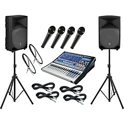 Presonus Studiolive 16.0.2 / Mackie Thump TH-12A PA Package (SL1602TH12A)