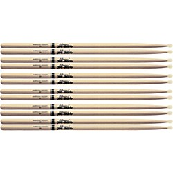 Pro-Mark 6-Pair American Hickory Drumsticks (KIT769799)