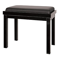 ProLine Faux Leather Steel Piano Bench (PLPB)