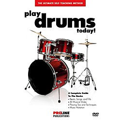 ProLine Play Drums Today! (DVD) (320387)