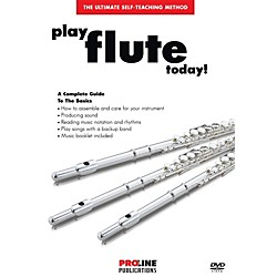 ProLine Play Flute Today DVD (121305)
